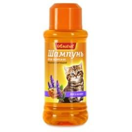 Шампунь AMSTREL для котят кондиционирующий с медом и шалфеем, 320мл