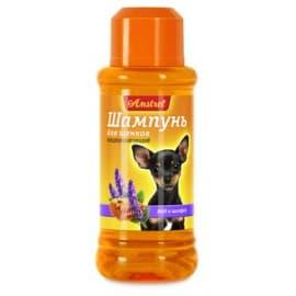 Шампунь Amstrel для щенков кондиционирующий с медом и шалфеем, 320мл