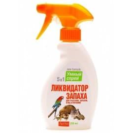 "Средство Amstrel ""Odor control"" устраняет запах , пятна и метки для птиц и грызунов (спрей), пр-во РБ, 500 мл"