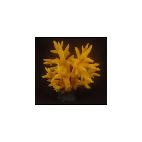 Декор для аквариума Оранжевый, 39x38x32,5 см