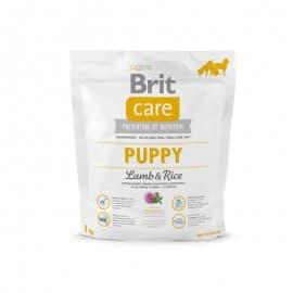 Брит 1кг NEW Care Puppy All Breed для щенков всех пород, ягненок с рисом