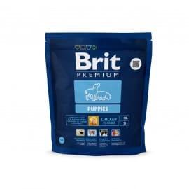 Брит 1кг Brit Premium Puppies для щенков всех пород,