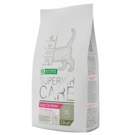 NP SC Large Cat Kitten 1.5 kg food for large breed kittens корм для котят больших пород