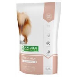 NP Junior Mini PROMO - сухой корм для молодых собак мелких пород 500+500 г