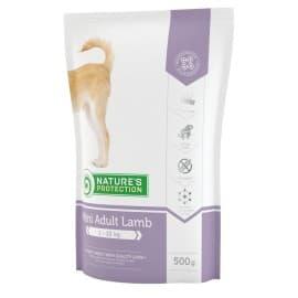 NP Adult Mini Lamb PROMO - сухой корм для взрослых собак мелких пород с мясом ягненка, 500+500 г.