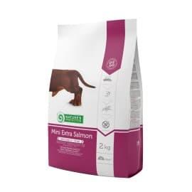 NP Mini Extra Salmon 2 кг., корм для собак мелких пород с лососем