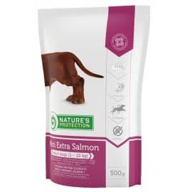NP Mini Extra Salmon 500 г., корм для собак мелких пород с лососем