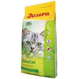 Josera Sensicat (Adult Sensitive 33/18) для взрослых кошек с чувствительным пищеварением, 2 кг