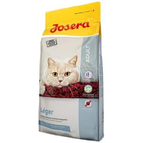 Josera Leger (Adult light 35/10) для взросл. малоактивных кошек или склонных к избыт. весу, 2 кг