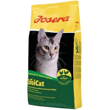 Josera JosiCat Poultry (Adult 28/9) для взрослых кошек, 10 кг