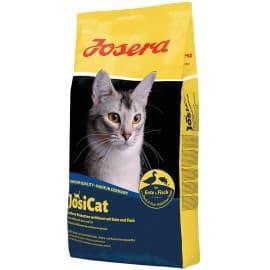 Josera JosiCat Duck & Fish (Adult 27/9) полнорационный корм для взрослых кошек, 18 кг
