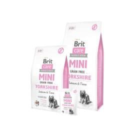 Брит 7 кг Care MINI GF Yorkshire беззерновой корм для йоркширских терьеров
