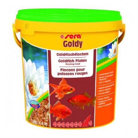 Корм хлопья SERA для золотых рыбок