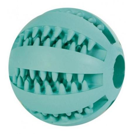 """Игрушка TRIXIE для собаки """"DENTALfun"""" мяч для бейсбольный, со вкусом мяты, каучук, диаметр 5см"""