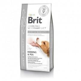 Сухой корм Brit VDD Mobility беззерновая диета для собак при заболеваниях суставов и опорно-двигательного аппарата (12 кг)