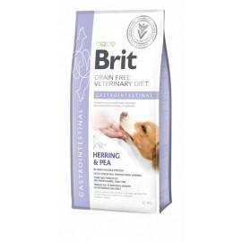 Сухой корм Brit VDD Gastrointestinal Herring&Pea, при острых и хронических гастроэнтеритах (12 кг)