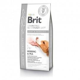 Сухой корм Brit VDD Mobility беззерновая диета для собак при заболеваниях суставов и опорно-двигательного аппарата (2 кг)