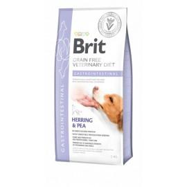Сухой корм Brit VDD Gastrointestinal Herring&Pea для собак при острых и хронических гастроэнтеритах (2 кг)