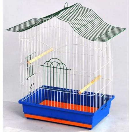 """Клетка для птиц """"Корелла"""" 470х300х620"""