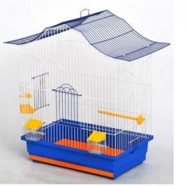 """Клетка для птиц крашеная """"Лори"""" 470х300х620"""
