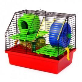 """Клетка для грызунов """"Вилла люкс-2"""" 335х225х282"""
