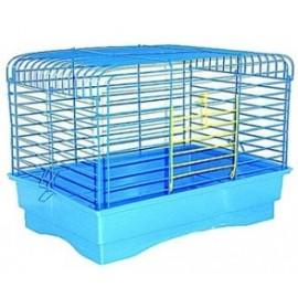 """Клетка для грызунов крашеная """"Кролик-мини"""" 470х300х300"""