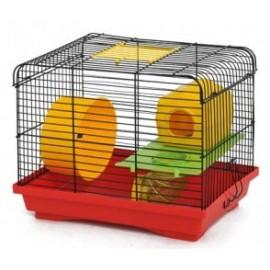 """Клетка для грызунов """"Хомяк-1 люкс"""" 330х230х290"""