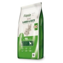 Сухой корм Fitmin Mini Maintenance Lamb/Rice для собак мелких пород, ягненок с рисом (0,5 кг)