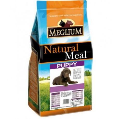 Сухой корм MEGLIUM Puppy для щенков всех пород от отъема матери до 1 года, 20 кг
