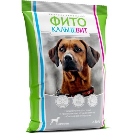 Витамины Фитокальцевит для взрослых собак (0,5 кг)