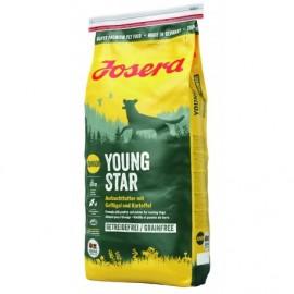 Сухой корм Josera YoungStar (Junior 25/13) для щенков и молодых собак, 15 кг