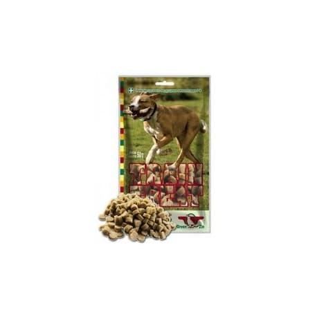 Лакомство для собак Green Qzin ДРЕССУРА №1 TRAIN TREAT (Утка + тунец) 50гр