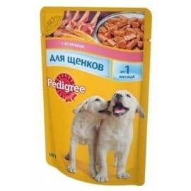 Влажный корм для собак Pedigree Для щенков с ягненком (100гр.)