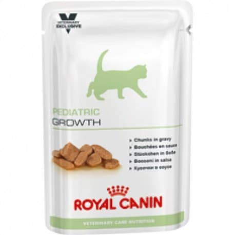 Пресервы ROYAL CANIN GROWTH рацион д,котят и беременных кошек до 12 мес. (0,1 кг.)