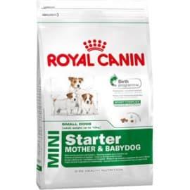Сухой корм ROYAL CANIN MINI STARTER для щенков в период отъёма до 2 месяцев, для беременных и лактирующих сук (1 кг.)