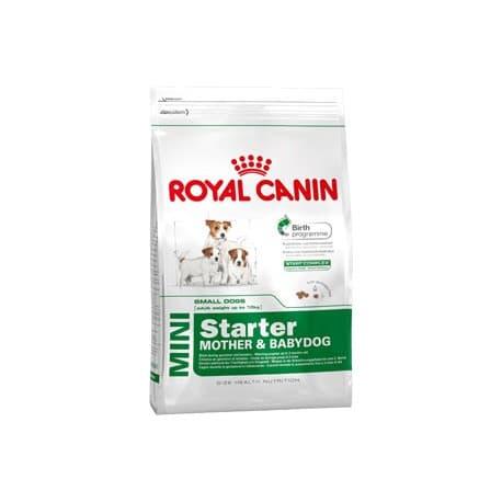 Сухой корм ROYAL CANIN MINI STARTER для щенков в период отъёма до 2 месяцев, для беременных и лактирующих сук (8,5 кг.)