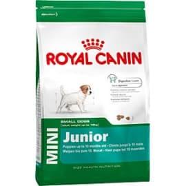 Сухой корм ROYAL CANIN MINI JUNIOR для щенков (2-10 мес) (0,8 кг.)