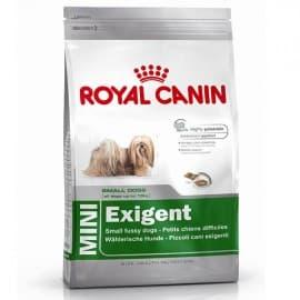Сухой корм ROYAL CANIN MINI ЭКЗИДЖЕНТ для собак мелких пород привередливых в еде (0,8 кг.)