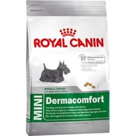 Сухой корм ROYAL CANIN MINI ДЕРМА КОМФОРТ для собак с чувствительной кожей (10 кг.)