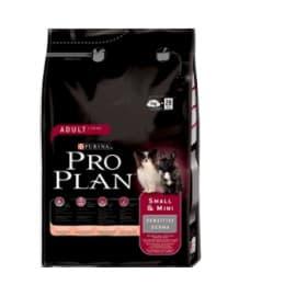 Pro Plan Корм сухой полнорацион. для взрослых собак мелких и карликовых пород с чувствительной пищеварением (0,8 кг.)