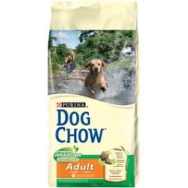 Dog Chow Корм сухой полнорационный для взрослых собак, с курицей (14 кг.)