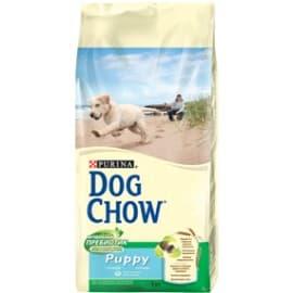 Dog Chow Корм сухой полнорационный для щенков с курицей (14 кг.)
