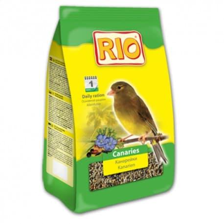 Зерновые корма для птиц RIO 500г для канареек, рацон Артикул BF014