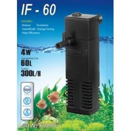 Балмакс IF-60, фильтр внутренний для очистки воды в аквариуме до 60л Артикул 60085