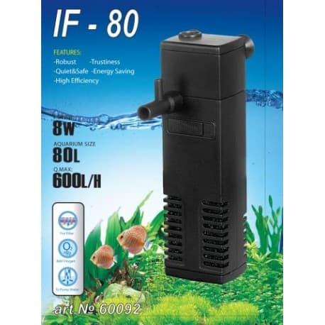 Балмакс IF-80, фильтр внутренний для очистки воды в аквариуме до 80л Артикул 60092