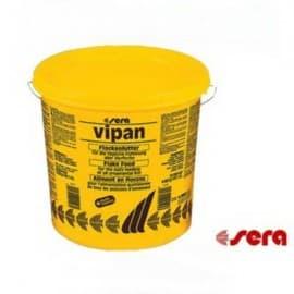 Корм для рыбок Sera Vipan в общих аквариумax, 4 кг., цветные хлопья Артикул SER0195