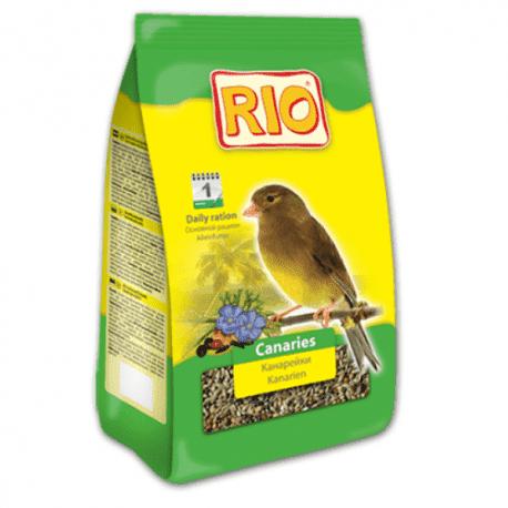 Зерновые корма для птиц RIO 1кг для канарейки, рацион Артикул BF015