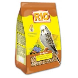 Зерновые корма для птиц RIO, 25кг, для волнистых попугаев, линька Артикул BF006