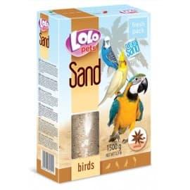 Песок для птиц анисовый 1,5кг