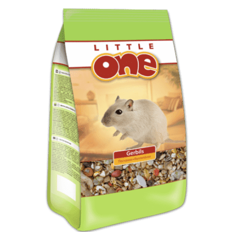Зерновые корма для грызунов Little One 400г корм для песчанок Артикул BF049